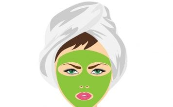 French Green Clay Mask for Acne