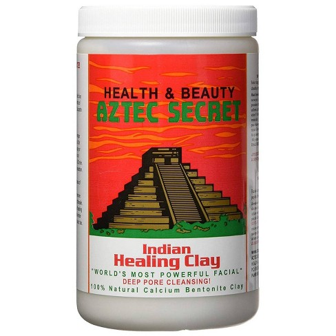 Perfect to draw out impurities and leaving skin smooth and soft, the Aztec Healing Mask is perfect to get radiant glowing skin.