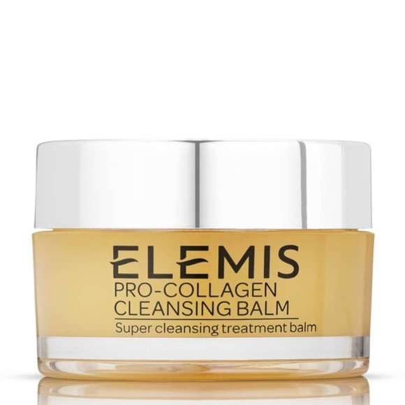 Elemis Pro-Collagen Cleansing Balm is the perfect skincare beginning routine. Top 10 products for glowing skin.